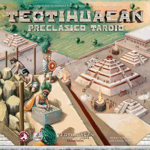 Teotihuacan: Preclasico Tardio