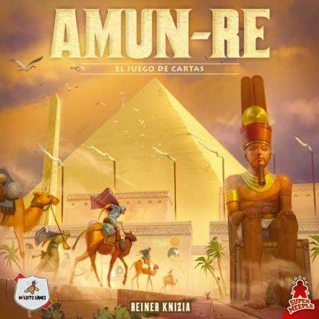 Amun-Re (El Juego De Cartas)