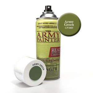Colour Primer – Army Green