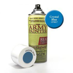 Colour Primer – Crystal Blue