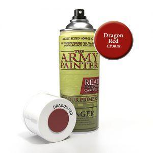 Colour Primer – Dragon Red