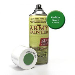 Colour Primer – Goblin Green