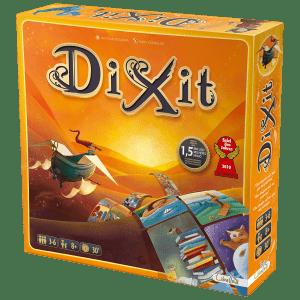 Dixit Classic (Portada Ligeramente Descolorida Del Escaparate)