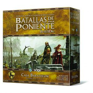 Batallas De Poniente: Casa Baratheon