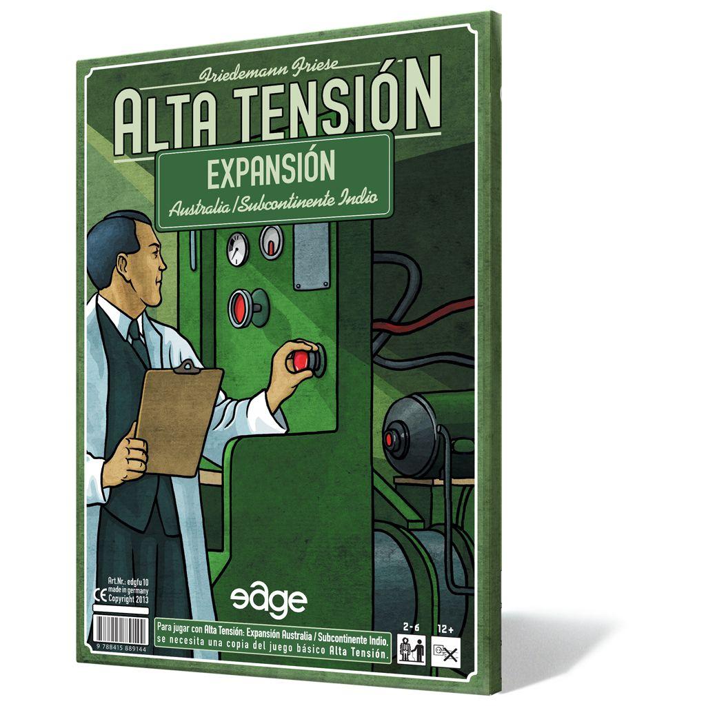 Alta Tension: Australia/Subcontinente Indio