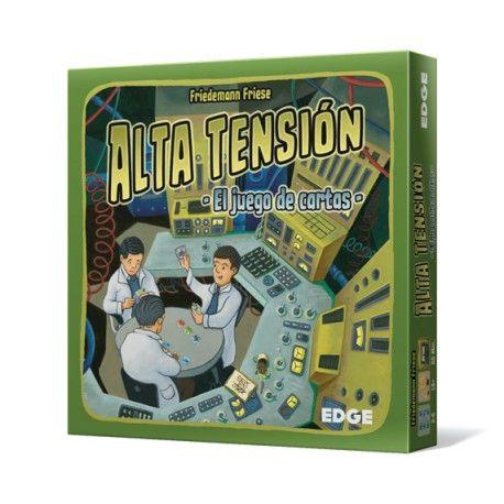 Alta Tension: El Juego De Cartas