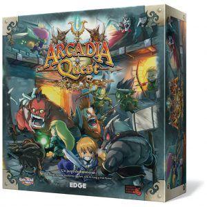 Arcadia Quest