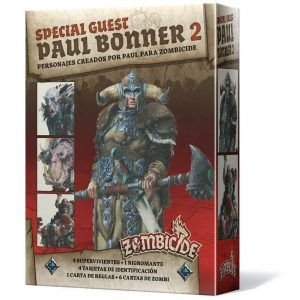 Zombicide Green Horde: Special Guest: Paul Bonner 2