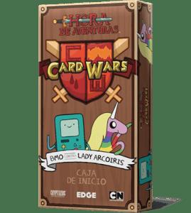 Card Wars: BMO Contra Lady Arcoiris