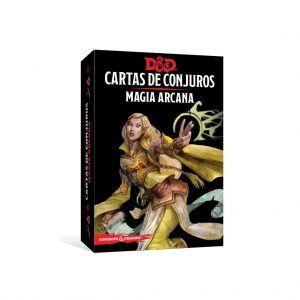 Dungeons & Dragons: Cartas De Conjuros, Magia Arcana