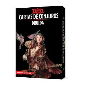 Dungeons & Dragons: Cartas De Conjuros – Druida