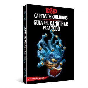 Dungeons & Dragons: Cartas De Conjuros – Guia Del Xanathar Para Todo