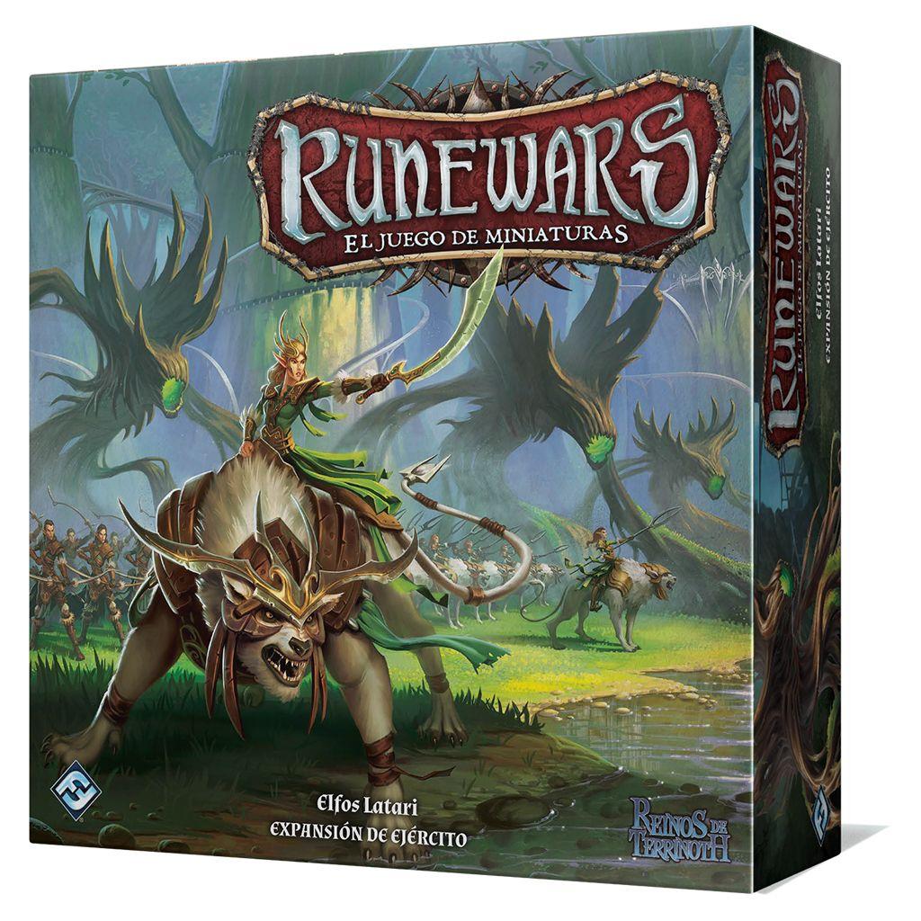 Runewars: Elfos Latari
