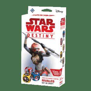 Star Wars Destiny:Rivales Set De Draft