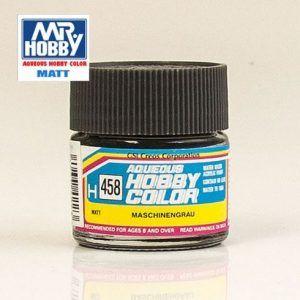 H-458 Gris Maquina Matt Gunze – Hobby Color