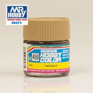 H-459 Amarillo Arena Matt Gunze – Hobby Color