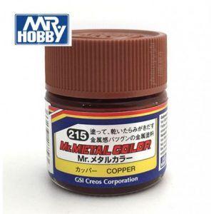 Mr. Metal Color Copper (Cobre) Gunze MC-215