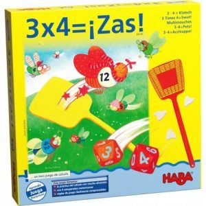 3×4= ¡Zas!