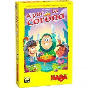 A Por La Corona