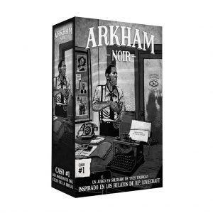 Arkham Noir: Los Asesinatos Del Culto De La Bruja