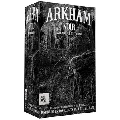 Arkham Noir 2: Invocado Por El Trueno