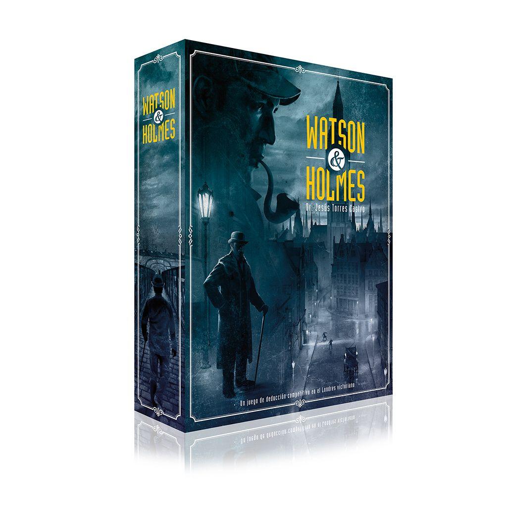 Watson & Holmes 2º Edicion