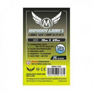 Fundas Mayday – Premium Special Order Custom WOTR-CE Sleeves 67x 120 (75u) (7100)
