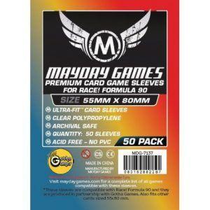 Fundas Mayday: Premium Race! Formula 90 55×80 (50u) (7137)