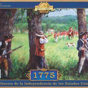 1775 La Guerra De La Independencia De Los Estados Unidos