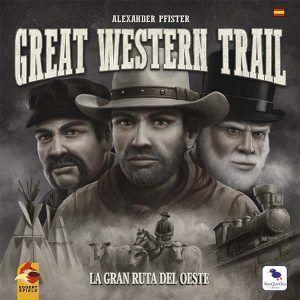 Great Western Trail: La Gran Ruta Del Oeste