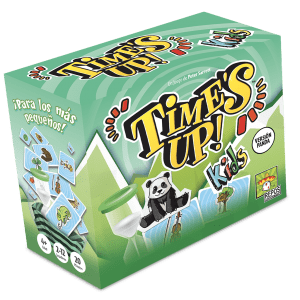 Time's Up Kids 2 (version Panda)