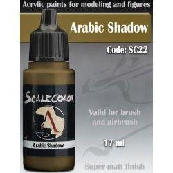 Scalecolor: Arabic Shadow SC-22