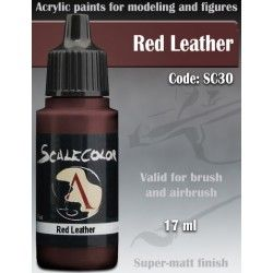 Scalecolor: Red Leather SC-30