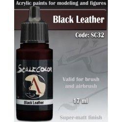 Scalecolor: Black Leather SC-32