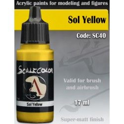 Scalecolor: Sol Yellow SC-40
