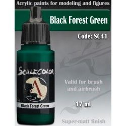 Scalecolor: Black Forest Green SC-41