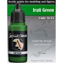 Scalecolor: Irati Green SC-43
