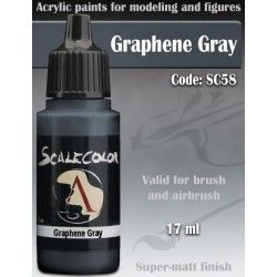 Scalecolor: Graphene Gray SC-58