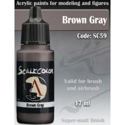 Scalecolor: Brown Gray SC-59