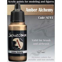 Scalecolor: Amber Alchemy SC-93