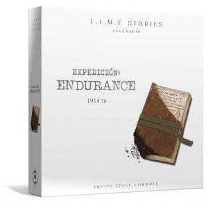 T.I.M.E Stories: Expedicion Endurance