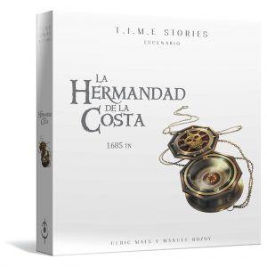 T.I.M.E Stories: La Hermandad De La Costa
