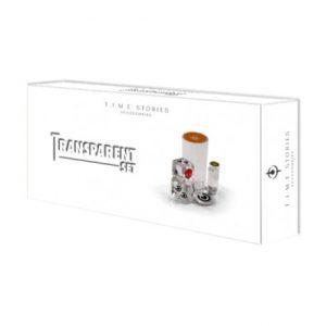T.I.M.E Stories: Set Transparente