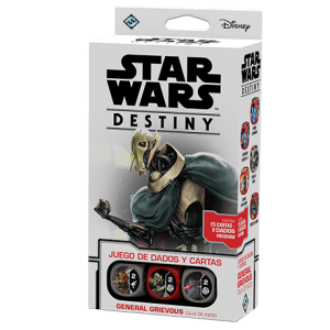 Star Wars Destiny: Caja De Inicio – General Grievous