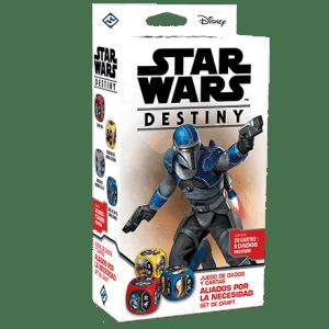 Star Wars Destiny: Aliados Por La Necesidad Set De Draft