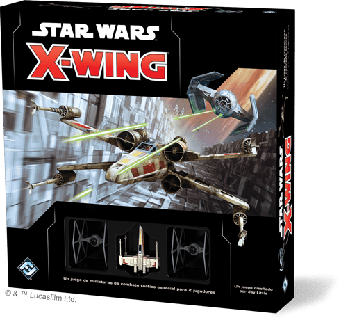 Star Wars X-Wing 2.0: Caja Basica