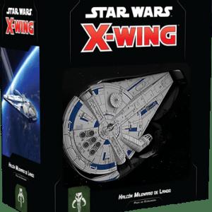 Star Wars X-Wing 2.0: Halcon Milenario De Lando
