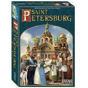 Saint Petersburg (Inglés)