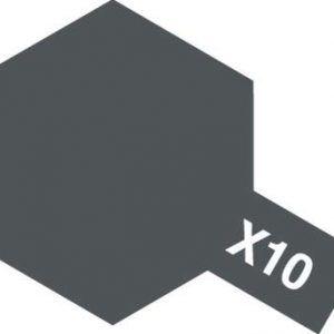 Acrylic Mini X-10 Gun Metal