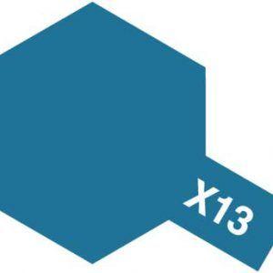 Acrylic Mini X-13 Metallic Blue